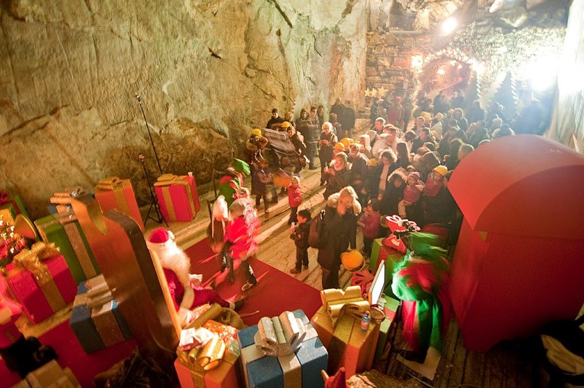 Casa Di Babbo Natale Piemonte.Al Via I Mercatini Di Natale In Piemonte Visitpiemonte